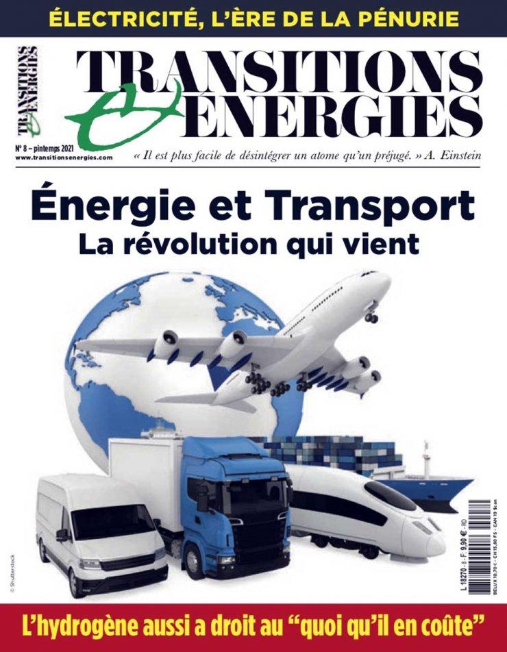 Le dernier numéro du magazine Transitions & Energies est paru