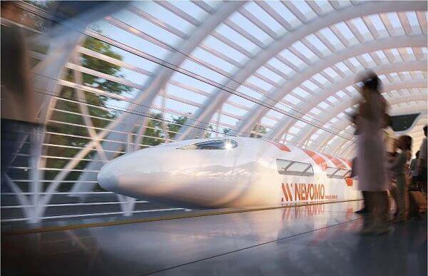 De Paris à Berlin en une heure, les futurs trains à très très grande vitesse remplaceront avantageusement l'avion