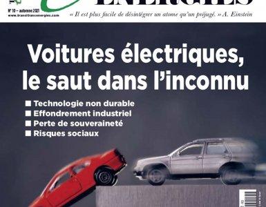 Une norme pour les bornes de recharge de véhicules électriques est indispensable