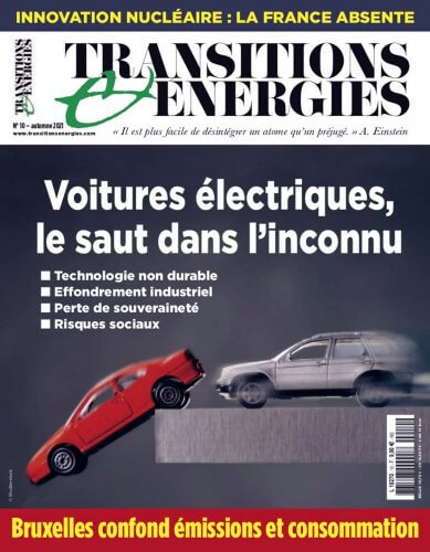 Le nouveau numéro du magazine Transitions & Energies vient de paraître