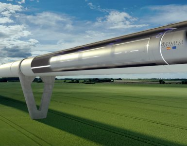 Zeleros Hyperloop